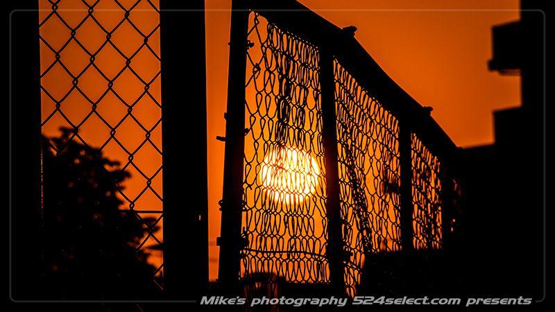 夕日を追いかけて…[空の風景]
