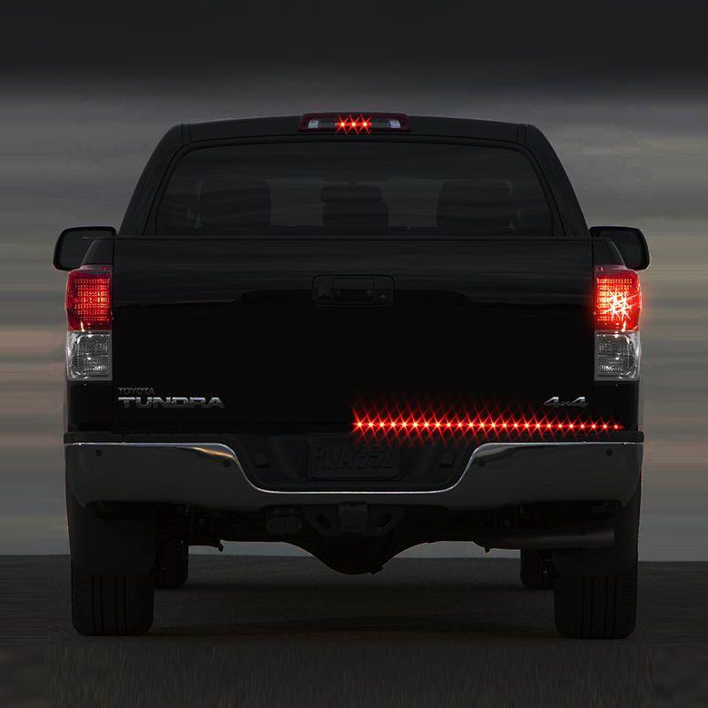 Universal 49 60 Inch 5 Function Led Brake Reverse Signal Truck Tail Gate Light Bar Led Tailgate Light Bar Chevy Accessories Bar Lighting