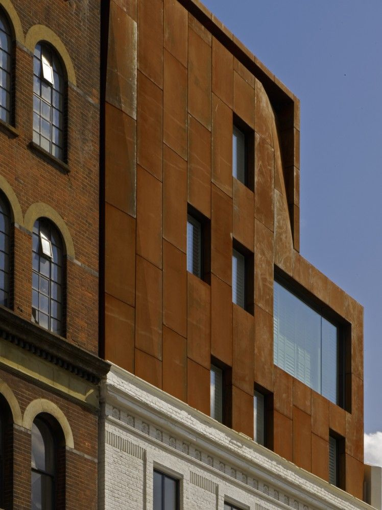 Soho House Shoreditch: Gallery Of Shoreditch Rooms / Archer Architects