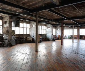 Photo Of Warehouse London Gritty Urban Warehouse Film