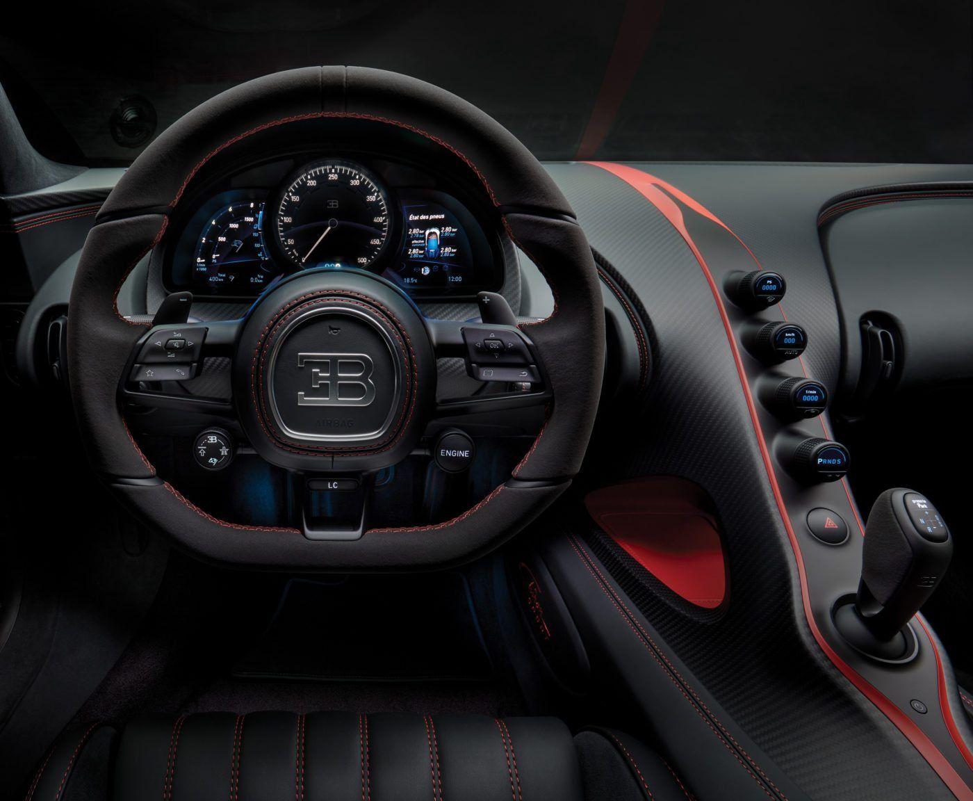 2018 Bugatti Chiron Sport Specs Prices Photos Bugatti Chiron