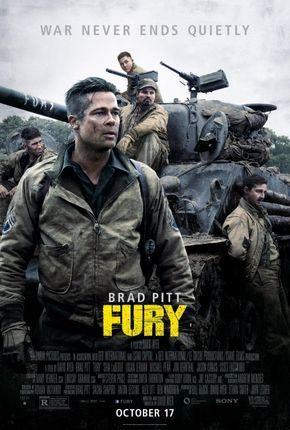 تحميل ومشاهدة فيلم Fury 2014 720p BluRay مترجم