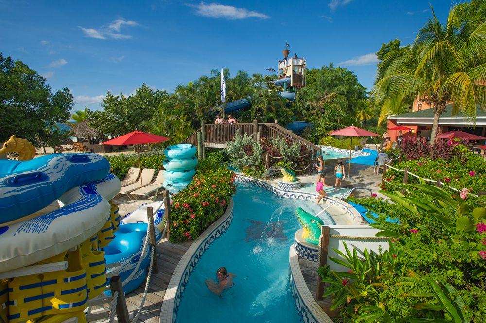 Beaches Negril Best Kid Friendly Resort In Jamaica Chukkacaribbean Jamaicatravelguide