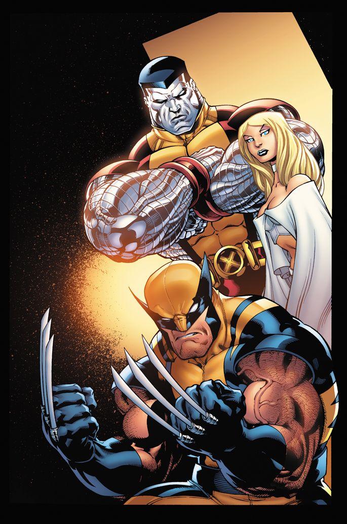 #X-Men #Fan #Art. (X-Men pin up cover) By: XXNightblade08Xx. (THE * 5 * STÅR * ÅWARD * OF: * AW YEAH, IT'S MAJOR ÅWESOMENESS!!!™) ÅÅÅ+