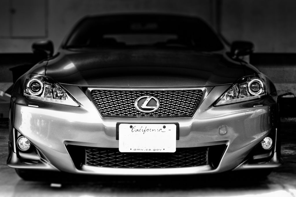 HDR Friday FSport Edition — Ron Lim Photography Lexus
