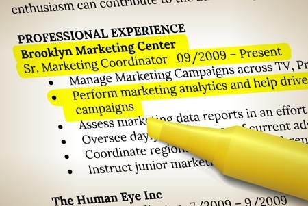 Too Good to Be Hired? Resume Tips for an Overqualified Candidate - good resume format examples