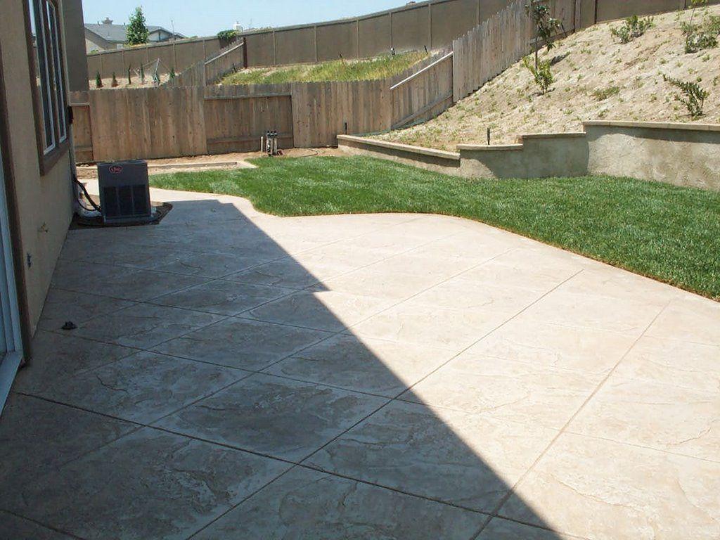 Nice idea for uphill backyard | Backyard, Backyard patio ... on Uphill Backyard Ideas id=95851
