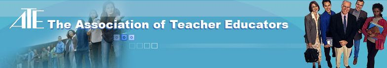 """(ATE) """"...devoted solely to the improvement of teacher education for both school and campus-based teacher educators..."""" ---I Like!"""