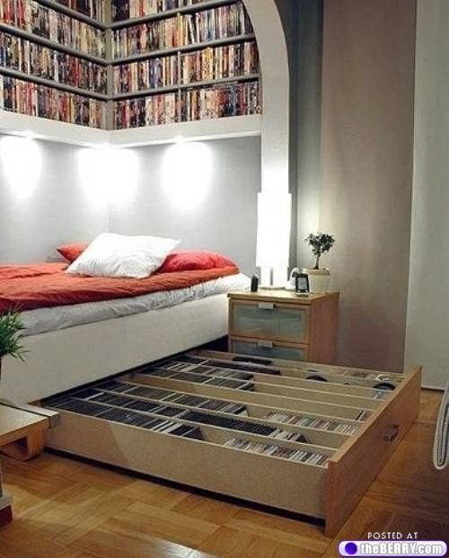 1000 Images About Small Bedroom Storage On Pinterest Raised. Storage Solution For Small Bedroom   Rooms