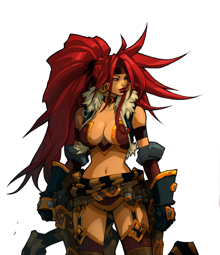 Battle Chasers Nightwar Kickstarter!!! - polycount