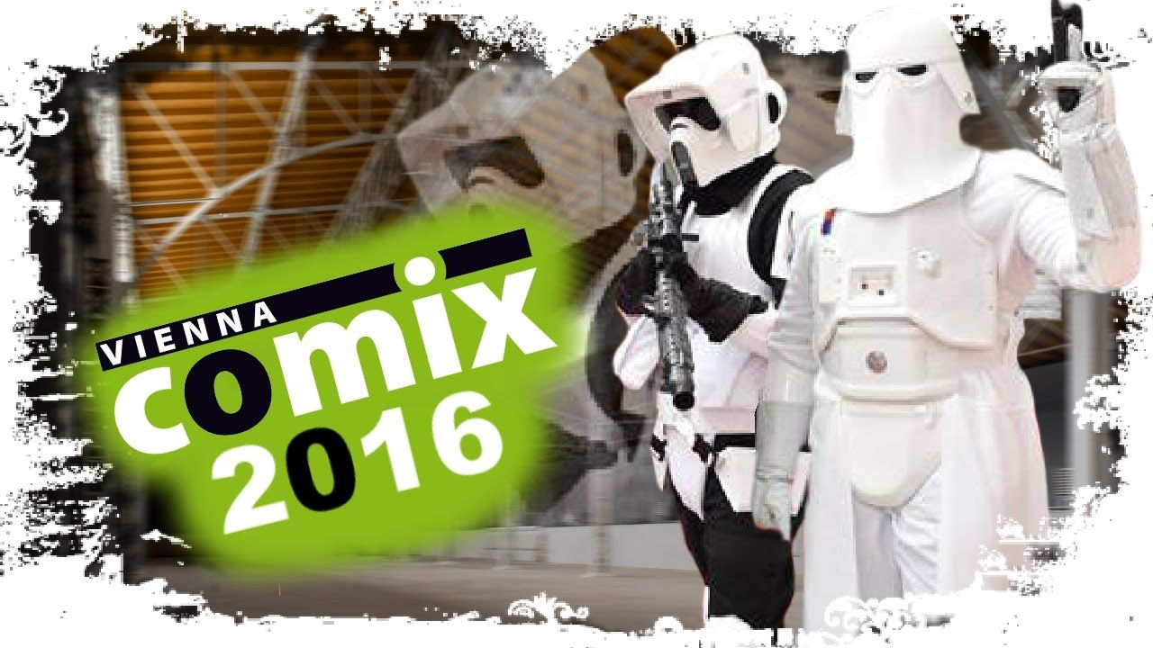 CMV // Cosplay Anime Manga Comic Convention // Vienna COMIX 2016 [CMV] in Wien/Vienna, Austria. By Random Chaos.