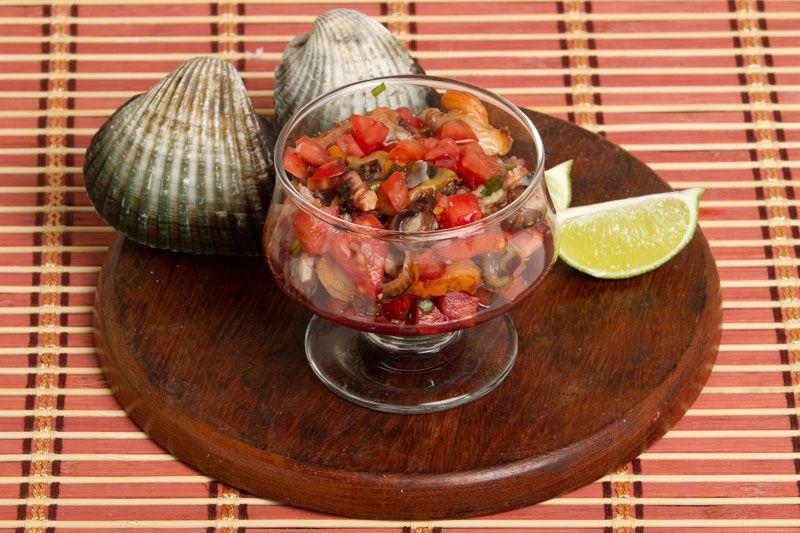 Y para los amantes de la comida de mar aqui esta for Comida facil y sencilla
