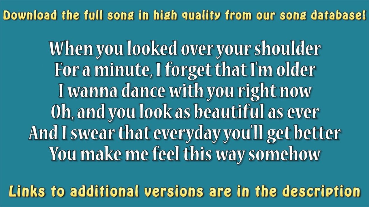James Arthur - Say You Won\'t Let Go (Acoustic Guitar) Karaoke ...
