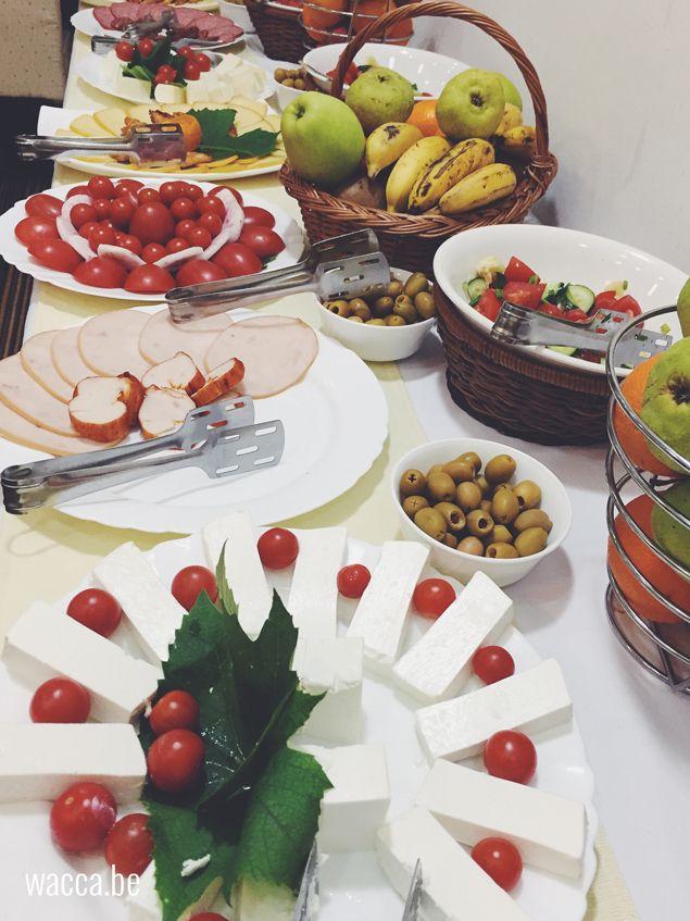 Breakfast @ Romania