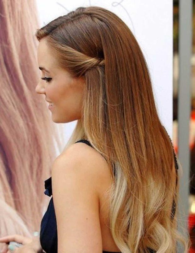 idées coiffures pour cheveux longs Coiffure, Cheveux et