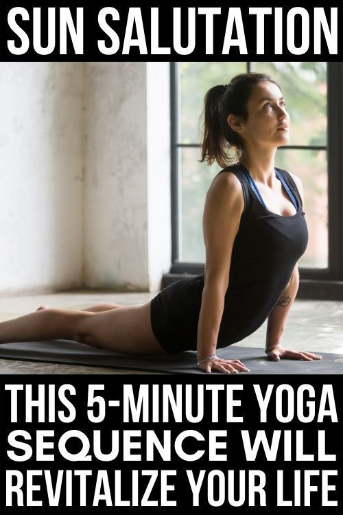 Want to learn the most powerful yoga asanas? This 5 Minute Yoga Sequence Will Revitalize Your Life....