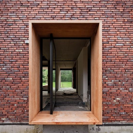 Projecten architect aalst tom lierman bureau voor for Interieur garage