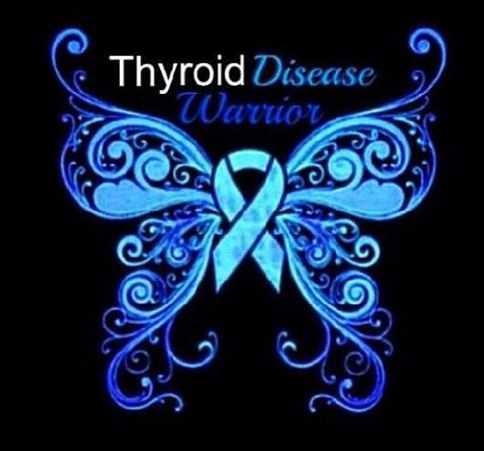 January Thyroid Month Thyroid Awareness Thyroid Disease