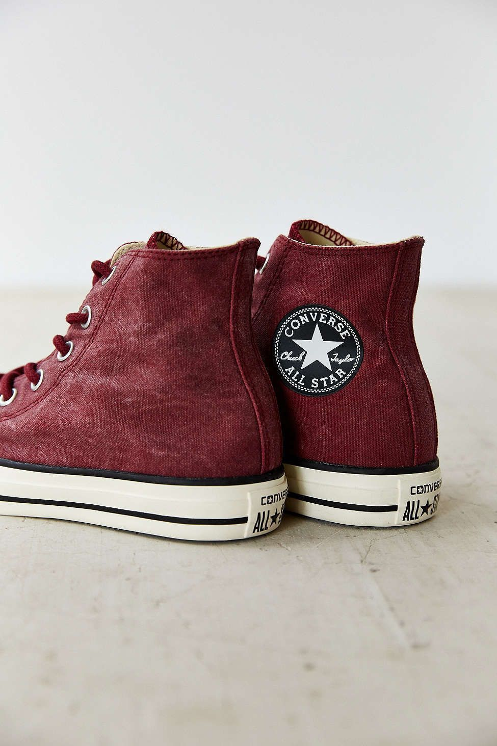 62edc9a8 Converse Chuck Taylor All Stars Washed High-Top Men's Sneaker  #sneakersconverse #hightopsneakers