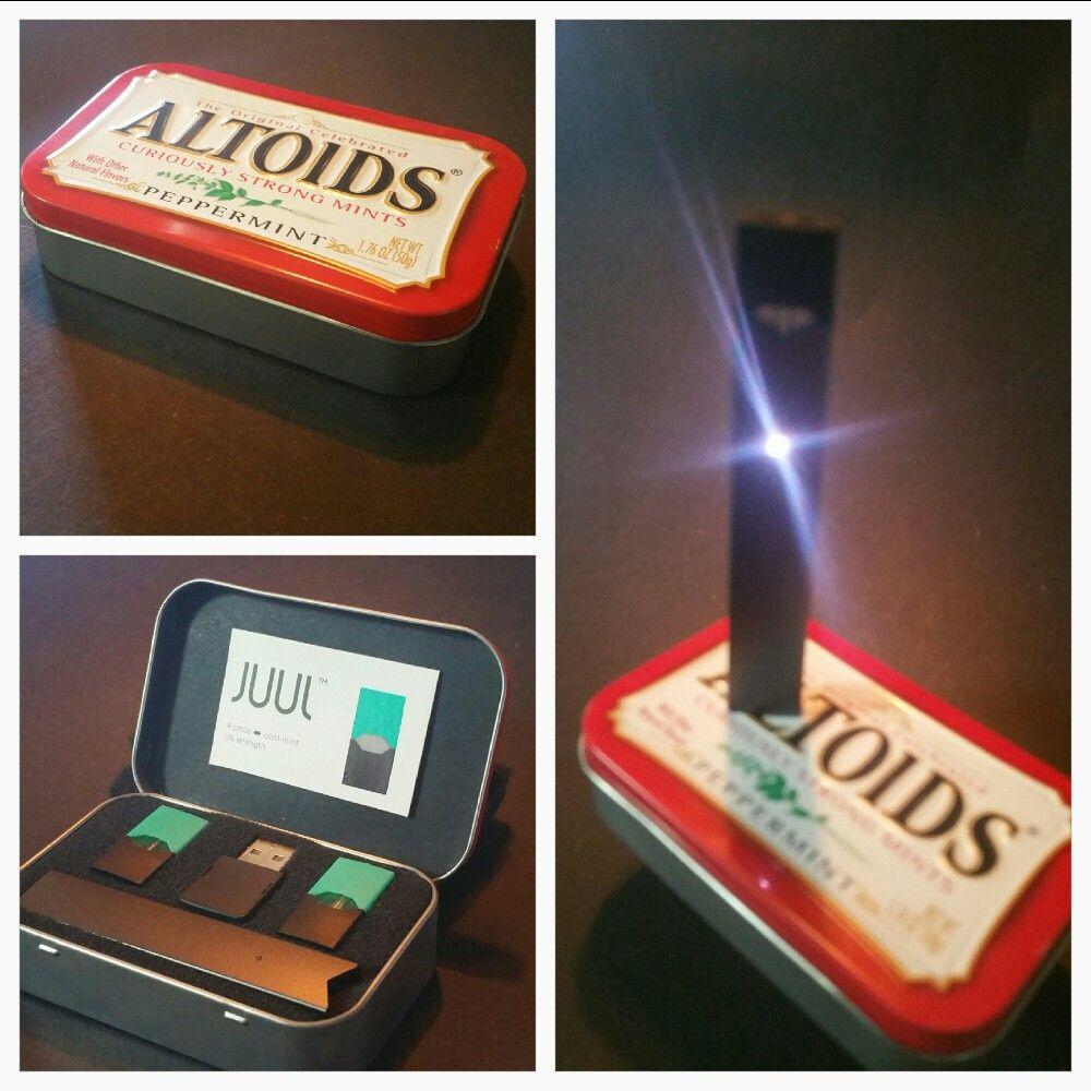Altoid uses juul case jb life pinterest life hacks nifty altoid uses juul case solutioingenieria Images