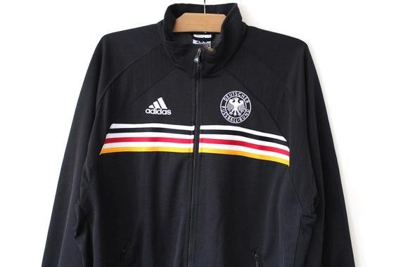 7d40888fb Vintage ADIDAS Deutscher Fussball Bund Jacket