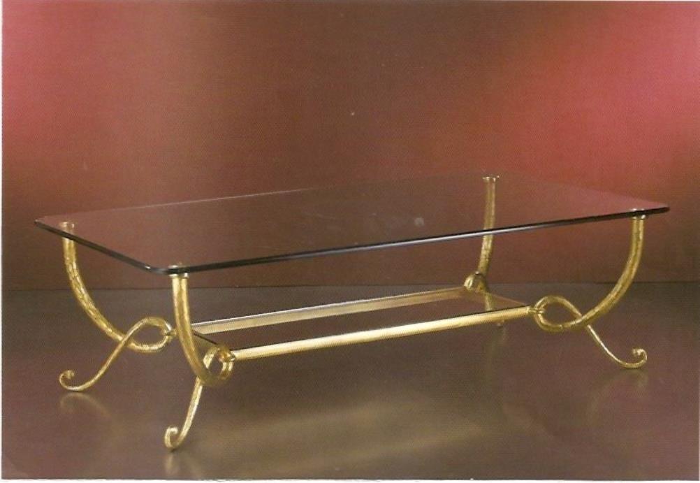 table basse rectangulaire 1 plateau