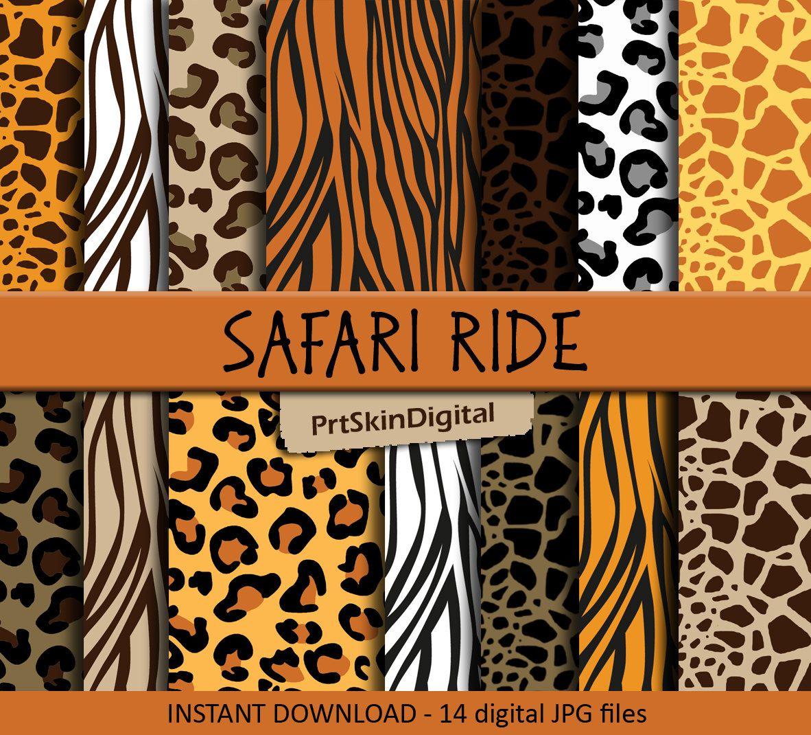 Safari Digital Paper 71794684b