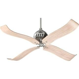 Check Out The Quorum International 90524 65 Jubilee 52 4 Blades Ceiling Fan In Satin Nickel Blade Ceiling Fan Ceiling Fans Without Lights Modern Ceiling Fan