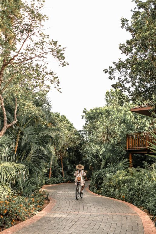 Nine Overwater Bungalows To Escape Your Winter Blues: Fairmont Mayakoba #LTKgetaway Travel Diary (With Images