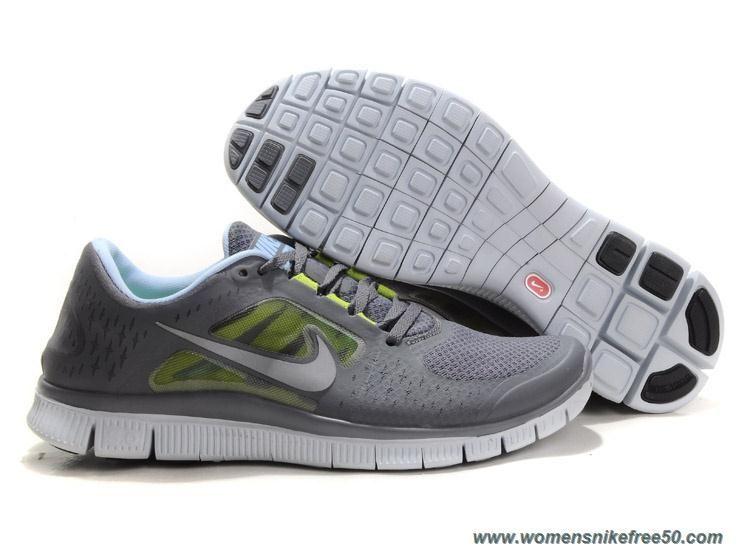 premium selection 49a48 b8ff7 New 510642-004 Nike Free Run 3 Dark Grey Pure Platinum Men s