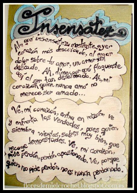 Versión de Insensatez, por Pedro Aznar