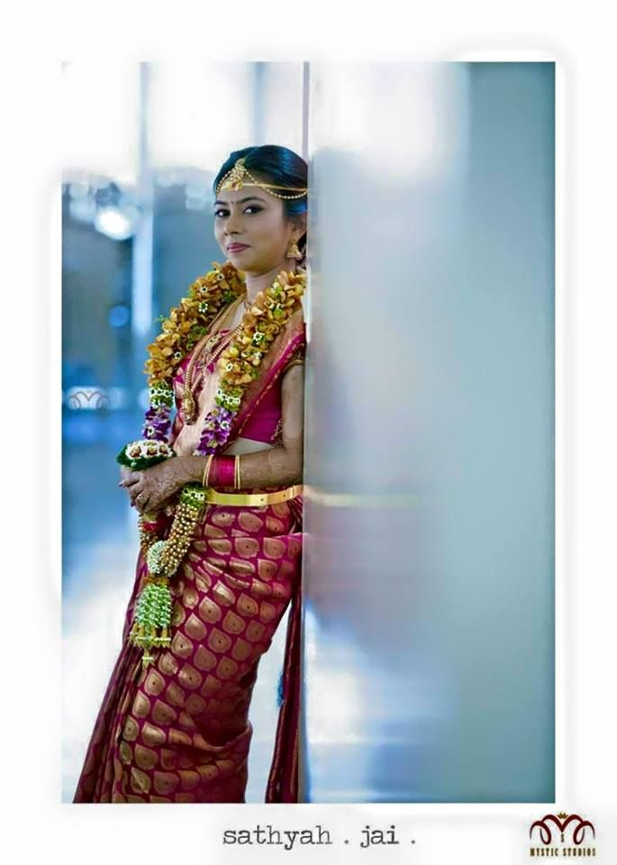 Shopzters Is A South Indian Wedding Website South Indian Silk Saree South Indian Bride South Indian Wedding Saree