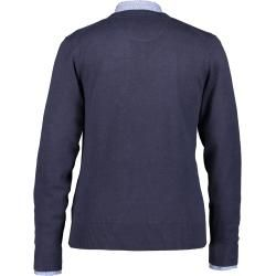 Photo of State of Art Pullover, V-Ausschnitt, Baumwolle State of ArtState of Art