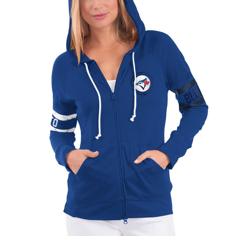 save off 01fcf 7c227 Toronto Blue Jays Touch by Alyssa Milano Women's Postseason ...