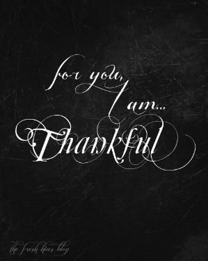 HD Exclusive So Thankful For My Life Quotes