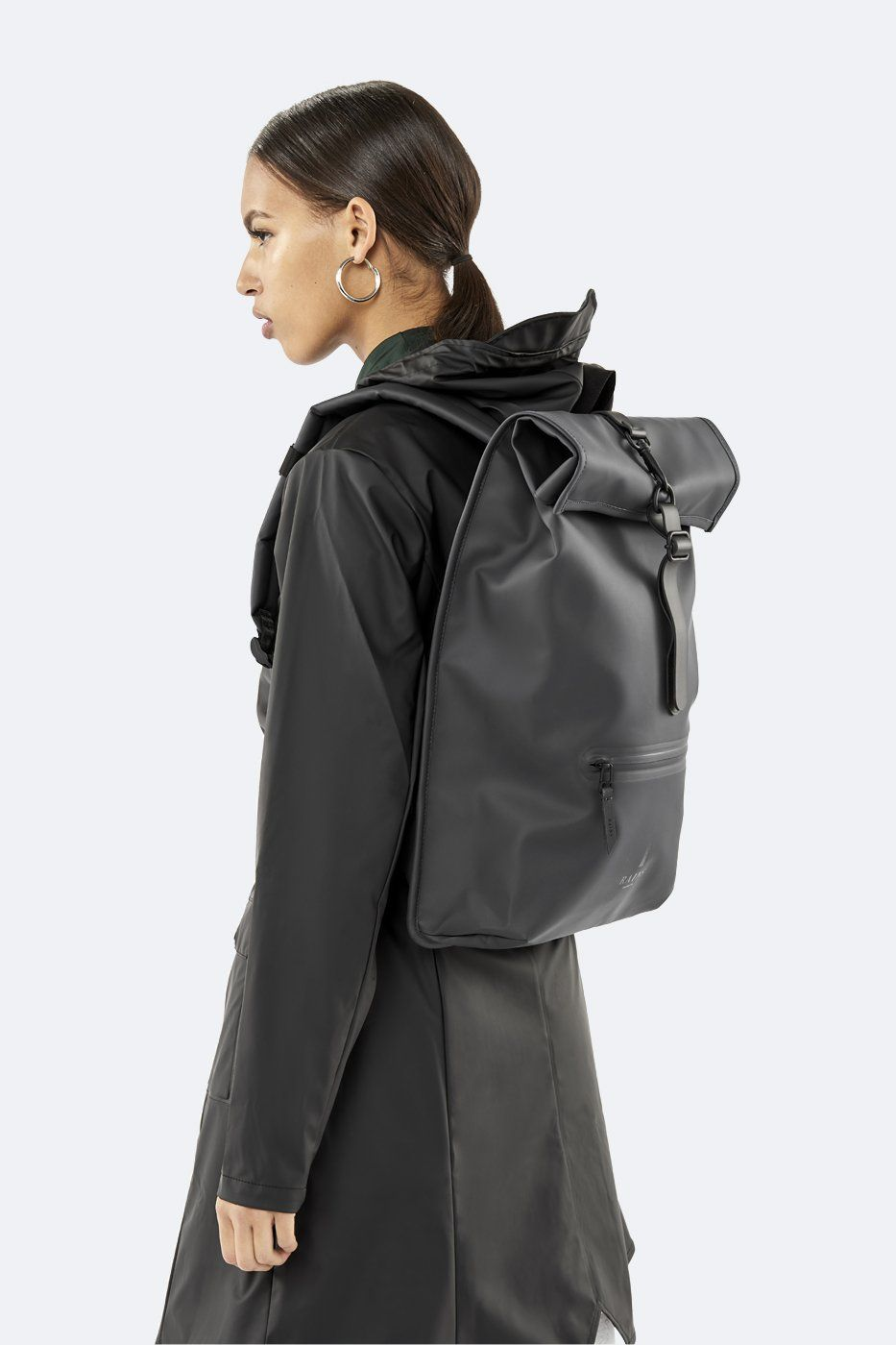 RAINS roll top sac /à dos