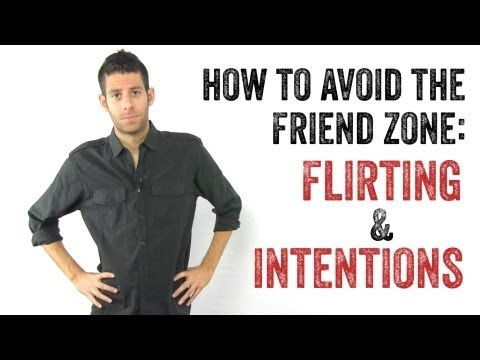 girl wants to be friends but flirts