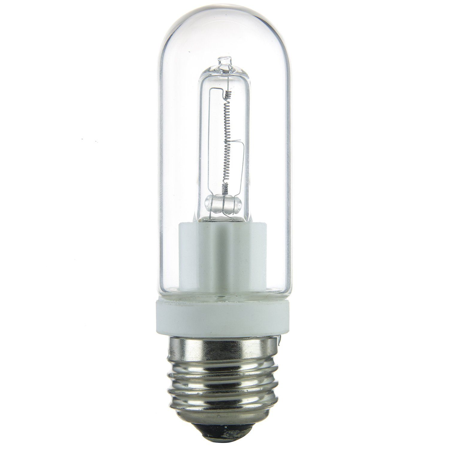 Sunlite 150t10 Hal Cl 150watt Halogen Double Envelope T10 Bulb Clear Would Like To Know Much More Click The Picture This Halogen Lamp Bulb Dimmable Lamp
