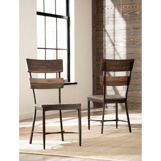 Hillsdale Furniture Jennings Dining Chair  Set Of 2  Chairs Amusing 2 Chair Dining Room Set Inspiration