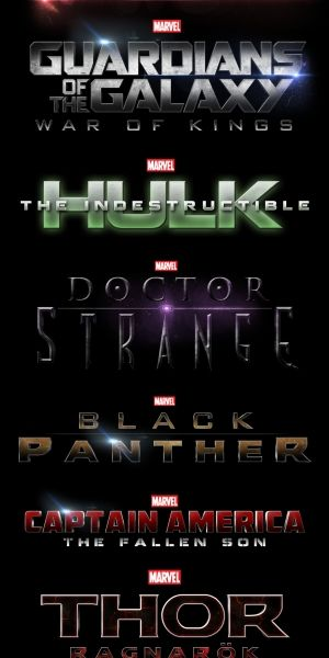 Here's the Official, 9-Movie Marvel Phase 3 Lineup