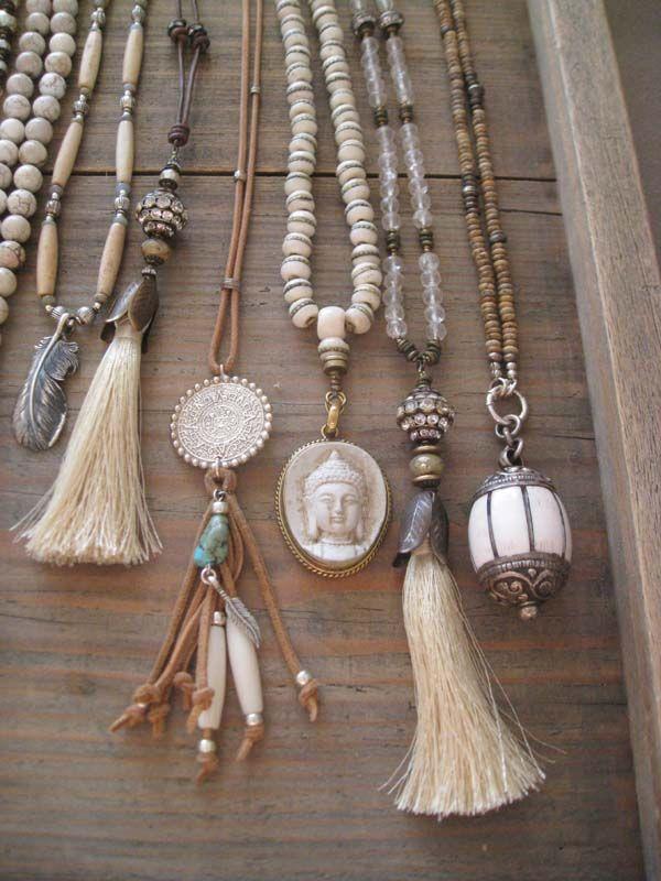 luisa rossi zeigt angesagten boho schmuck boho jewelry ideas and beads
