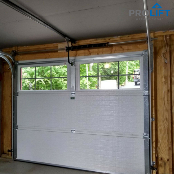 What difference can a new garage door with insulation make ...