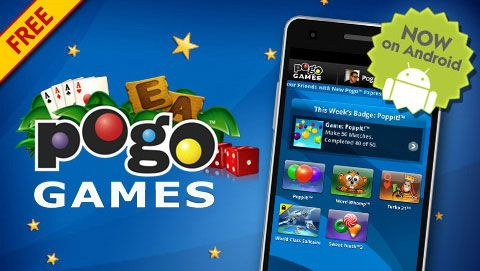 Pogo Mobile | Pogo games, Play free online games, Games