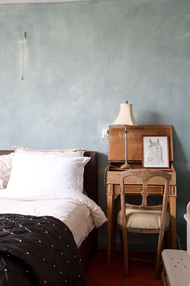 Inzending door Siska Kroondijk: Slaapkamer in kalkverf Kleur Pesaro ...