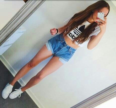 Image via We Heart It #outfit