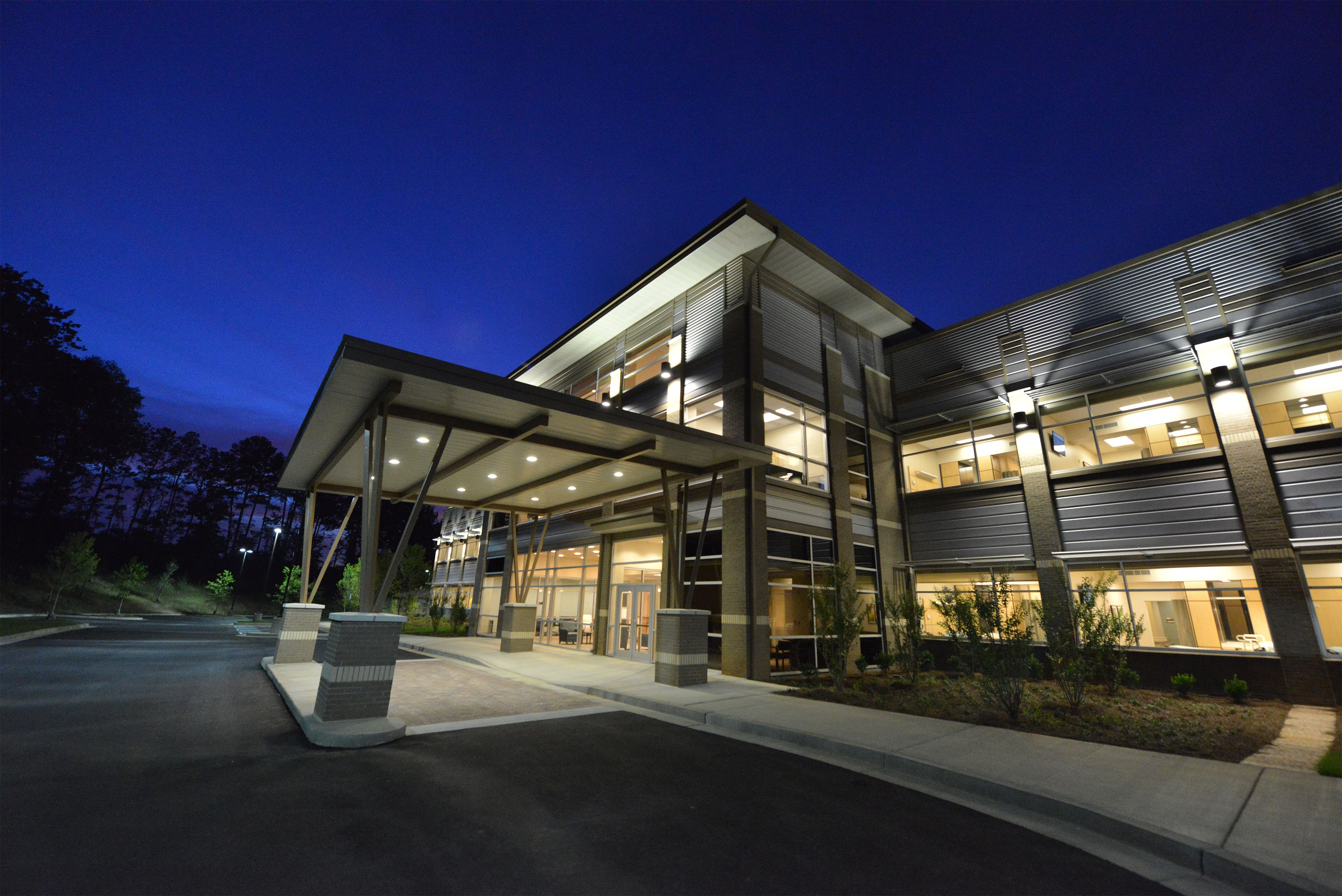 Salude Transitional Care Facility Berridge Cee Lock Metal Roof Metal Roofing Systems Standing Seam Hip Roof