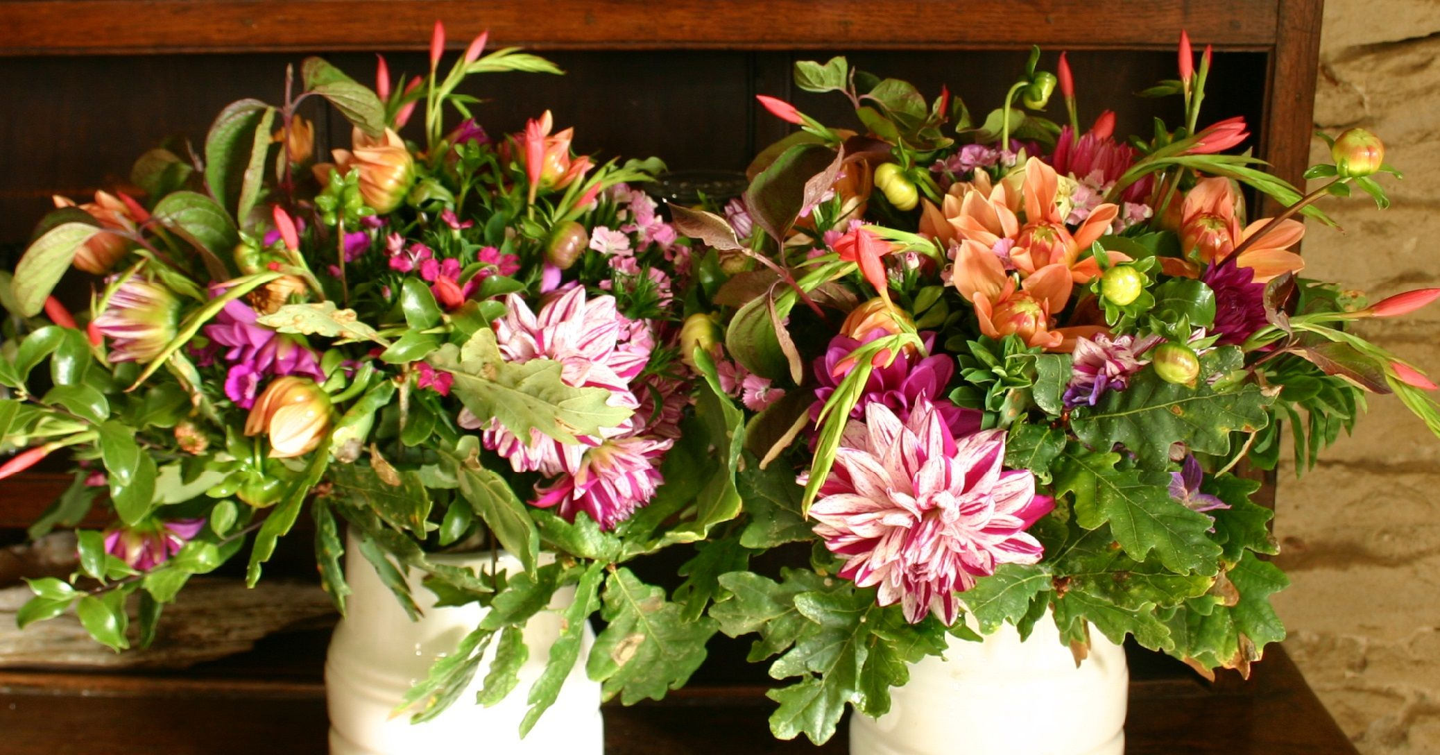 seasonal english country flowers from www
