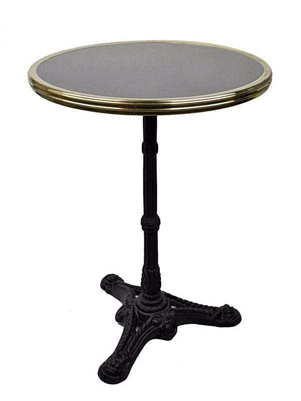 20 Black Granite Top French Bistro Table Marble Bistro Table Bistro Table French Bistro Chairs