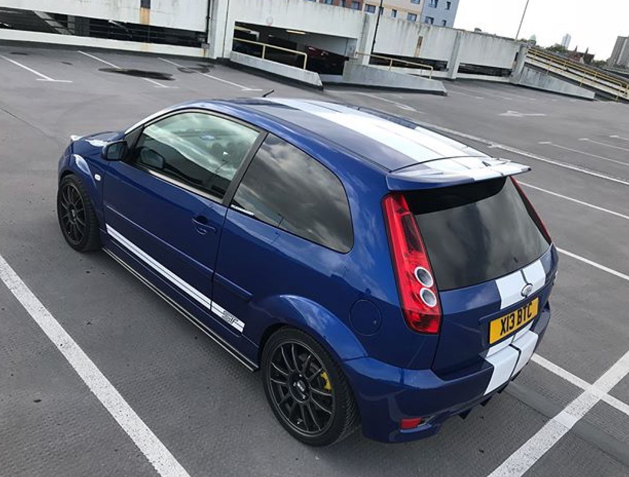 Pin By Gurbuz Tosun On Cars Ford Fiesta St Ford Ford Fiesta