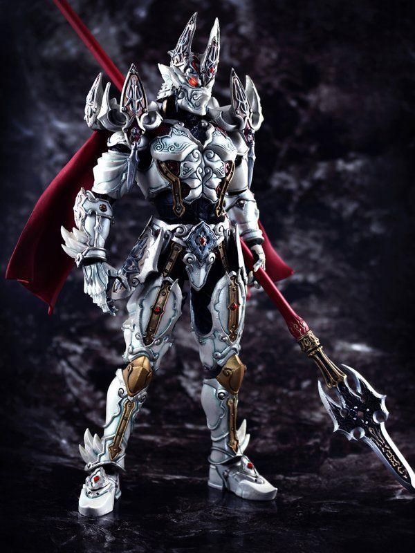 Dan- The White Knight | Armor | Pinterest | Knight, RPG ...